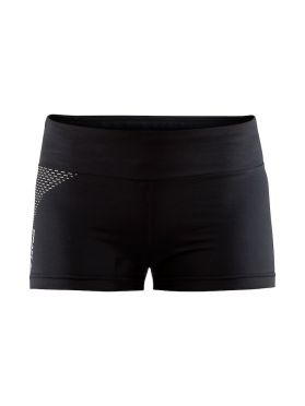 Craft Breakaway short hotpant running tights black women