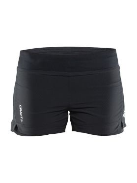 Craft Breakaway 2-in-1 running shorts black women