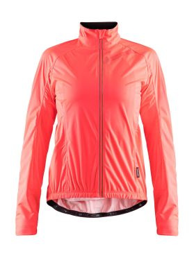 Craft belle rain jacket pink women
