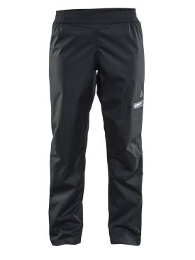 Craft ride rain pants black women