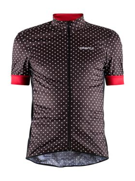 Craft Reel Graphic cycling jersey brown men