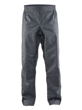 Craft Ride rain pants gray men