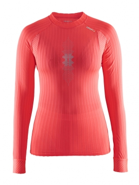 Craft active extreme 2.0 brilliant CN long sleeve pink/shock women
