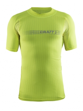 Craft Active Extreme 2.0 brilliant roundneck baselayer yellow men