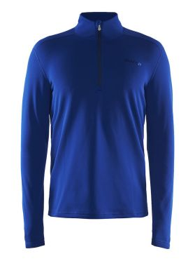 Craft Sweep halfzip ski mid layer blue/soul men