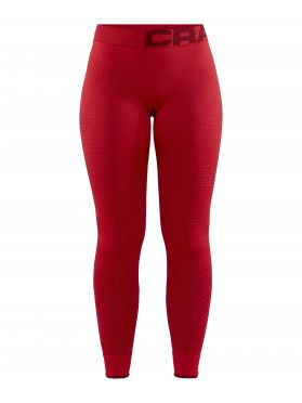 Craft warm intensity long underpants red women