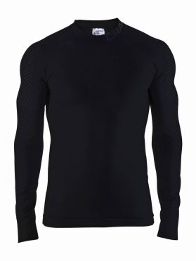 Craft warm intensity 2.0 CN long sleeve baselayer black men