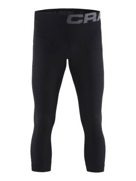 Craft warm  intensity 3/4 underpants black men