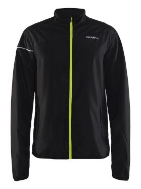 Craft Radiate running jacket black men