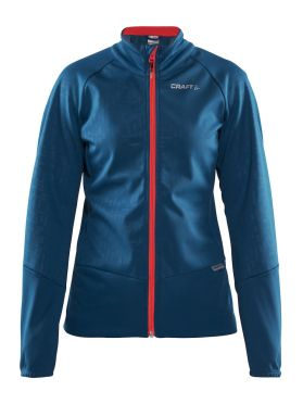Craft rime jacket blue women