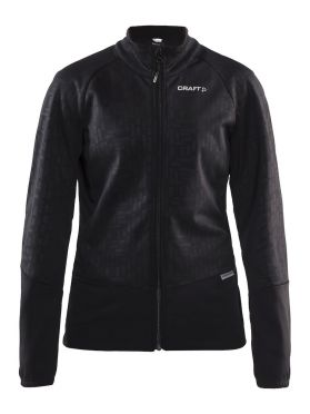 Craft rime jacket black women