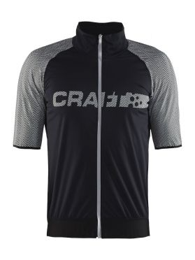 Craft Shield 2.0 cycling jersey black men