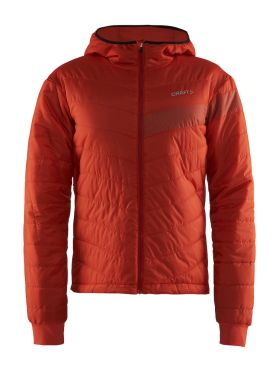 Craft Verve XT padded cycling jacket red men