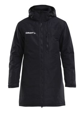 Craft Parkas training jacket black men