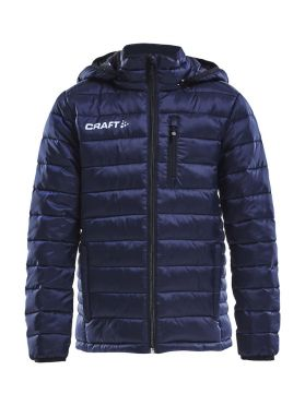 Craft Isolate training jacket blue/navy junior