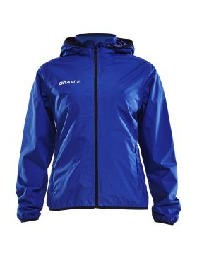 Craft Rain training jacket blue/cobolt women