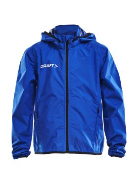 Craft Rain training jacket blue/royal junior