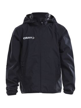 Craft Rain training jacket black junior