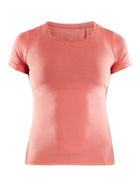 Craft Essential V-neck baselayer pink women