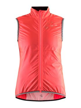 Craft Lithe bike vest pink women