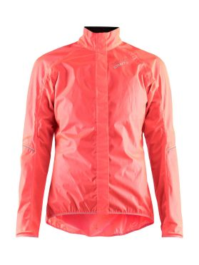 Craft Mist rain jacket pink women