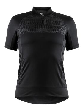 Craft Rise spinning jersey black women