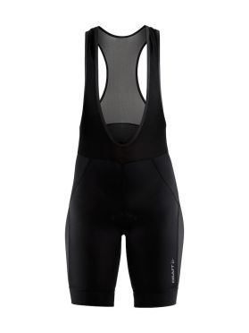 Craft Rise bib shorts black women