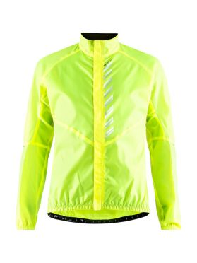 Craft Mist wind jacket yellow men