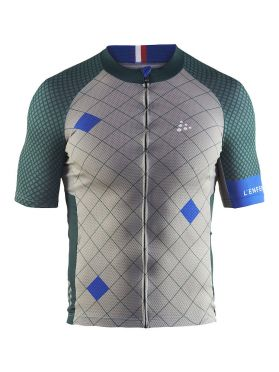 Craft Monument cycling jersey short sleeve PR l'enfer du Nord men
