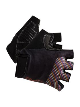 Craft Go Bike gloves black/pump unisex