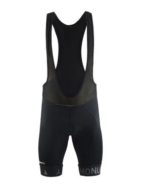 Craft Monument bib shorts black men