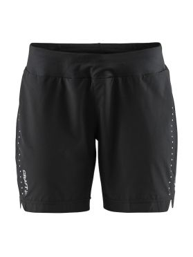 Craft Essential 7 inch running shorts black women