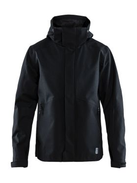 Craft Mountain winter jacket black men