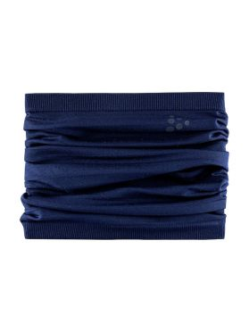 Craft Warm comfort neck warmer blue