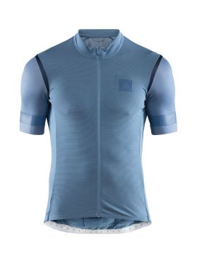Craft Hale Glow cycling jersey blue men