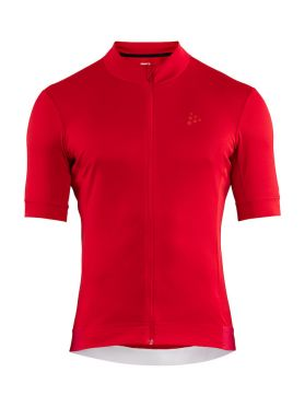 Craft Essence cycling jersey red men