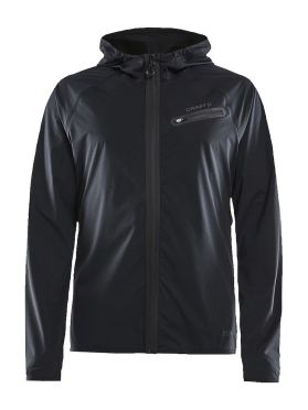 Craft Hydro running jacket black men