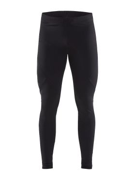 Craft Essential warm running tights black men