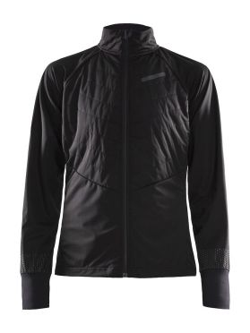 Craft Storm balance cross-country ski jacket black women