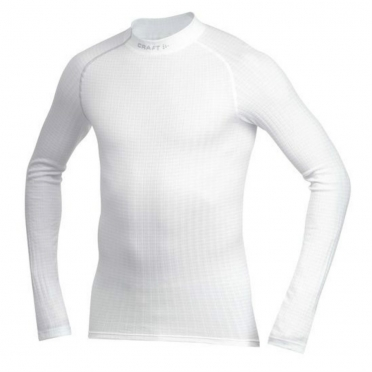 Craft Active Extreme crewneck baselayer long sleeve white men