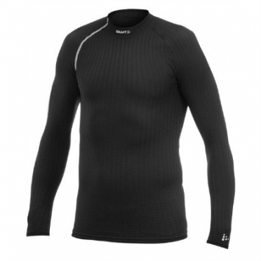 Craft Active Extreme crewneck baselayer long sleeve black men