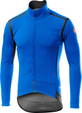 Castelli Perfetto RoS long sleeve jacket blue men