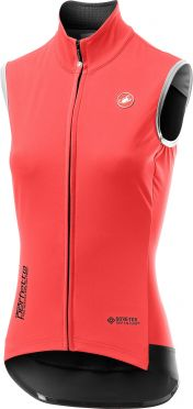 Castelli Perfetto RoS Vest sleeveless jersey pink women