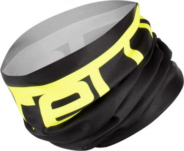 Castelli Viva 2 thermo head thingy fluo yellow men