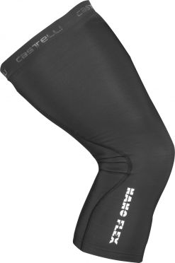 Castelli Nano Flex 3G kneewarmers black