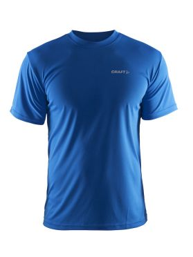 Craft Prime short sleeve running shirt blue men