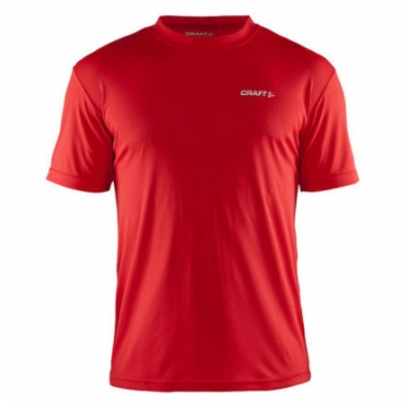 Craft Prime running shirt red men
