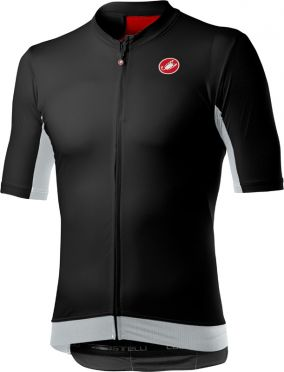 Castelli Vantaggio short sleeve jersey black men