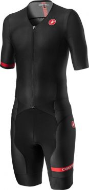 Castelli Free Sanremo 2 trisuit short sleeve black men