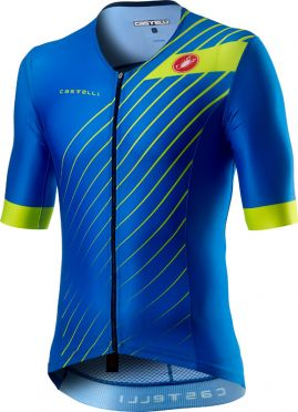 Castelli Free speed 2 race tri top blue men